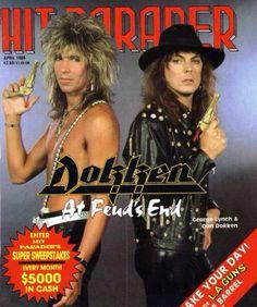 Resultado de imagen de dokken 1988