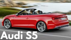 2017 Audi S5 Cabriolet - Awesome Drive 0 to 100 km/h (62.1 mph) in 5.1 seconds (354 hp)