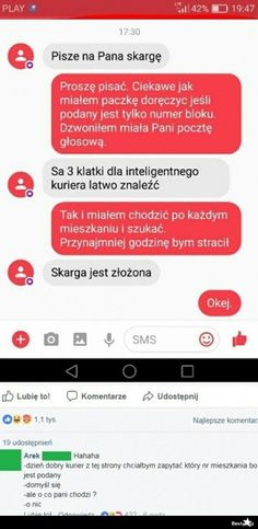 Głupota ludzka nie zna granic Funny Sms, Wtf Funny, Accounting Humor, Polish Memes, Some Quotes, Wedding Humor, Creepypasta, Best Memes, Deadpool
