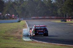 Holden Racing Team at Queensland Raceway in Ipswich