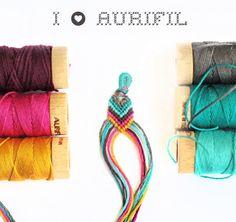 I ♥ Aurifil