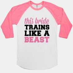 This Bride Is a Beast #bride #trainslike #beast #fitness #workout #wedding #fiance #bridal #party #workout