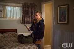 """Supernatural -- """"About a Boy"""" -- Image SN1012A_0177 -- Pictured: Dylan Everett as Young Dean -- Credit: Diyah Pera/The CW --  © 2015 The CW Network, LLC. All Rights Reservedpn"""
