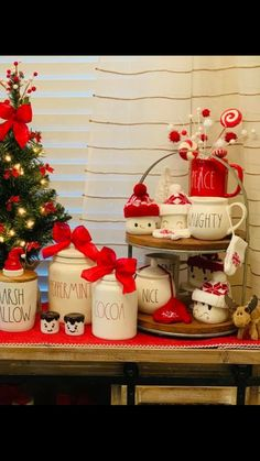 Love the hats and mittens! Christmas Kitchen, Cozy Christmas, Disney Christmas, All Things Christmas, Christmas Time, Christmas Crafts, Christmas Decorations, Holiday Decor, Coffee Nook