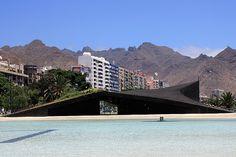 Herzog & de Meuron,Plaza España, Santa Cruz de Tenerife