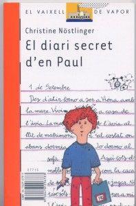 ♥ El diari secret d'en Paul · Christine Nöstlinger ♥