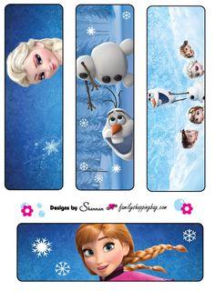 Frozen: Lindos Imprimibles Gratis para Fiestas.   Ideas y material gratis para fiestas y celebraciones Oh My Fiesta!
