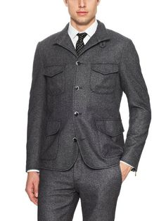 Field Jacket by Luca Roda at Gilt
