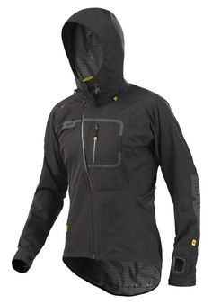Mavic Stratos H2O Jacket Black L Vestes