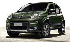 the new Fiat Panda 4x4 - Guardian review