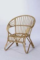 Tuote: Lumikenkä -tuoli luonnonvärinen Tuotenumero: A/101 Mitat: K.84 L.76 Ist.K.42 Ist.S.67