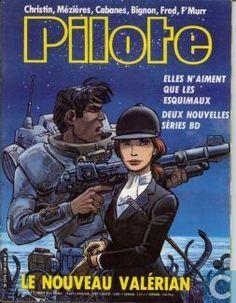 Bandes dessinées - Pilote [mensuel] (tijdschrift) (Frans) - Pilote 110