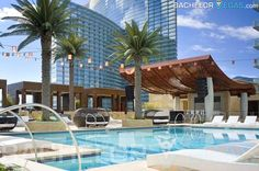Spanking new pool party hot spot - Marquee in the Cosmopolitan