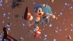 Ya podemos ver el gameplay oficial de Sonic Forces