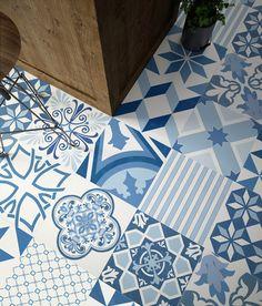 10 preciosos pavimentos de estilo hidráulico (pero que no lo son) | Ministry of Deco