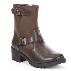 Eastland Belmont Women's Leather Ankle Boots, Size: medium (9), Brown