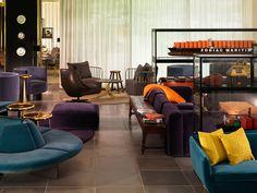 Mondrian Hotel London Design by Tom Dixon