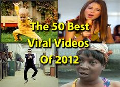 The 50 Best Viral Videos Of 2012