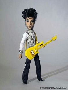 Prince art by Troy Gua