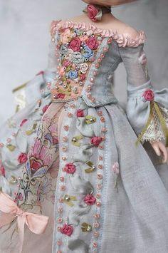 (11) Gallery.ru / Фото #293 - Миниатюрная вышивка - YANACHILI