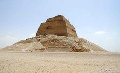 Вид на пирамиду в Мейдуме http://thepyramids.org/articles_meidum_01.html