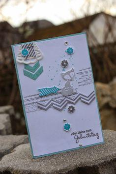Polly kreativ: SchaUfensterchallenge # 3 - Karten
