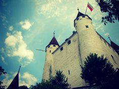 Jungfraujoch Top of Europe & Top of Thun: a story on how to get gobsmacked  - The Thun Castle, Switzerland