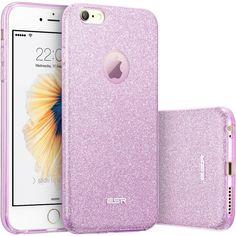 iPhone 6s Plus Case, iPhone 6 Plus Case, ESR Bling Glitter Back Cover Protective    eBay
