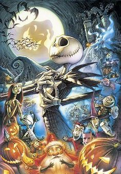 Is A Nightmare Before Christmas a Halloween movie a Christmas film or both? Disney Tim Burton, Art Tim Burton, Tim Burton Kunst, Halloween Cartoons, Art Halloween, Halloween Drawings, Halloween Night, Halloween Nails, Nightmare Before Christmas Wallpaper