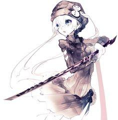 character albino little kid child pose warrior