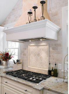 Choosing A Kitchen Backsplash To Fit Your Design Style Kitchen - Choosing a kitchen backsplash to fit your design style