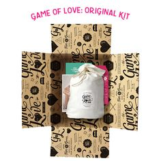 The Game Of Love: Standard Kit