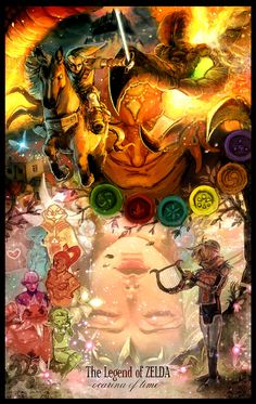 /Ocarina of Time/#1469426 - Zerochan | The Legend of Zelda: Ocarina of Time