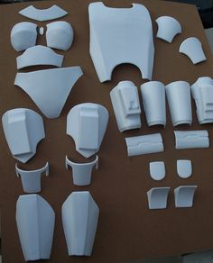 Mandalorian armor kits