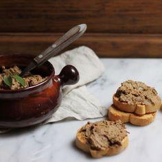Tuscan Chicken Liver Crostini (Crostini di Fegatini) Recipe on Food52 recipe on Food52