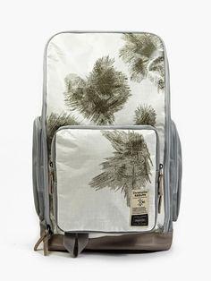 Christopher Raeburn X Porter Men's Grey Remade Limited Edition Backpack