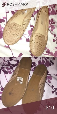Tan flats. Size 7.5 Tan flats. Size 7.5 Shoes Flats & Loafers