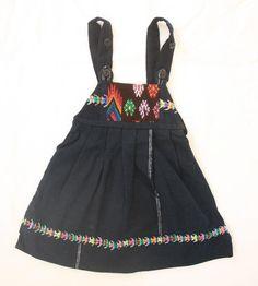 Huipil Baby Dress Size 2-Maria