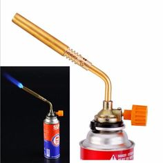 Butane Burner for Outdoor Camping and BBQ