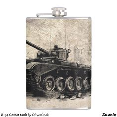 With flasks from Zazzle you are always ready for a BYOB party. Get your own hip flask from us today! Flask