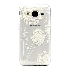 Daminfe Galaxy Core Prime G360 Hybrid Soft Cover, Colorful White Dandelion Flower Shock-Absorption And Anti-Scratch Cell Phone Protect Skin Case Cover For Samsung Galaxy Core Prime G360 / Prevail LTE DAMINFE http://www.amazon.com/dp/B00ZONWZKQ/ref=cm_sw_r_pi_dp_fx6Yvb179K4Z5