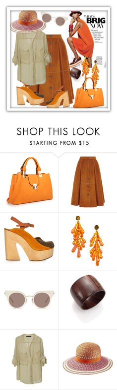 """""""Untitled #472"""" by pesanjsp ❤ liked on Polyvore featuring Rachel Comey, MaxMara, Nest and Missoni Mare"""