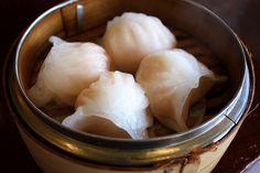 Shrimp Dumpling (Har Gau) during dim sum at ABC Seafood Restaurant Chinese Broccoli Recipe, Broccoli Recipes, Broccoli Pasta, Shrimp Dumplings, Dumpling Recipe, Seafood Restaurant, China, Asian Cooking, Dim Sum