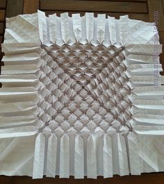 Clover Tessellation – Origami Tutorials
