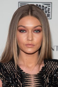 There's no better time to work a burgundy eye into your beauty routine than in the fall. Go for a full smoky effect like Gigi Hadid by using the Maybelline Eye Studio Shadow Palette in Taupe Temptress or try a subtle take by simply popping a burgundy liner along your upper (or lower!) lash line.