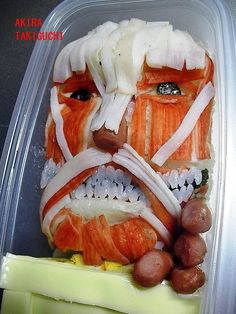 Attack on Titan This bento may require special equipment to defeat