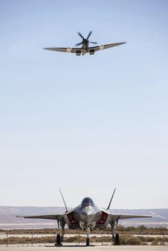 Lightning And Spitfire | Flickr - Photo Sharing!