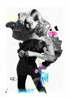 Raphael vicenzi collages and illustrations Music Collage, Collage Art, Collage Design, Art Design, Photography Projects, Art Photography, Painting On Photographs, Graffiti, Sports Graphic Design