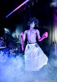 Nonku Phiri live performance at The GoodLuck Bar. Johannesburg