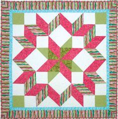 Peppermint Sticks quilt